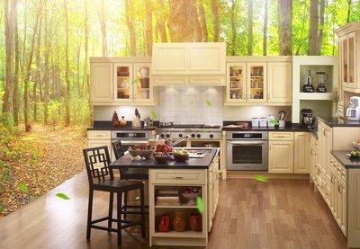 """""""以铝代木""""的全铝家居型材开创绿色家居的新齿轮-家居窝"""